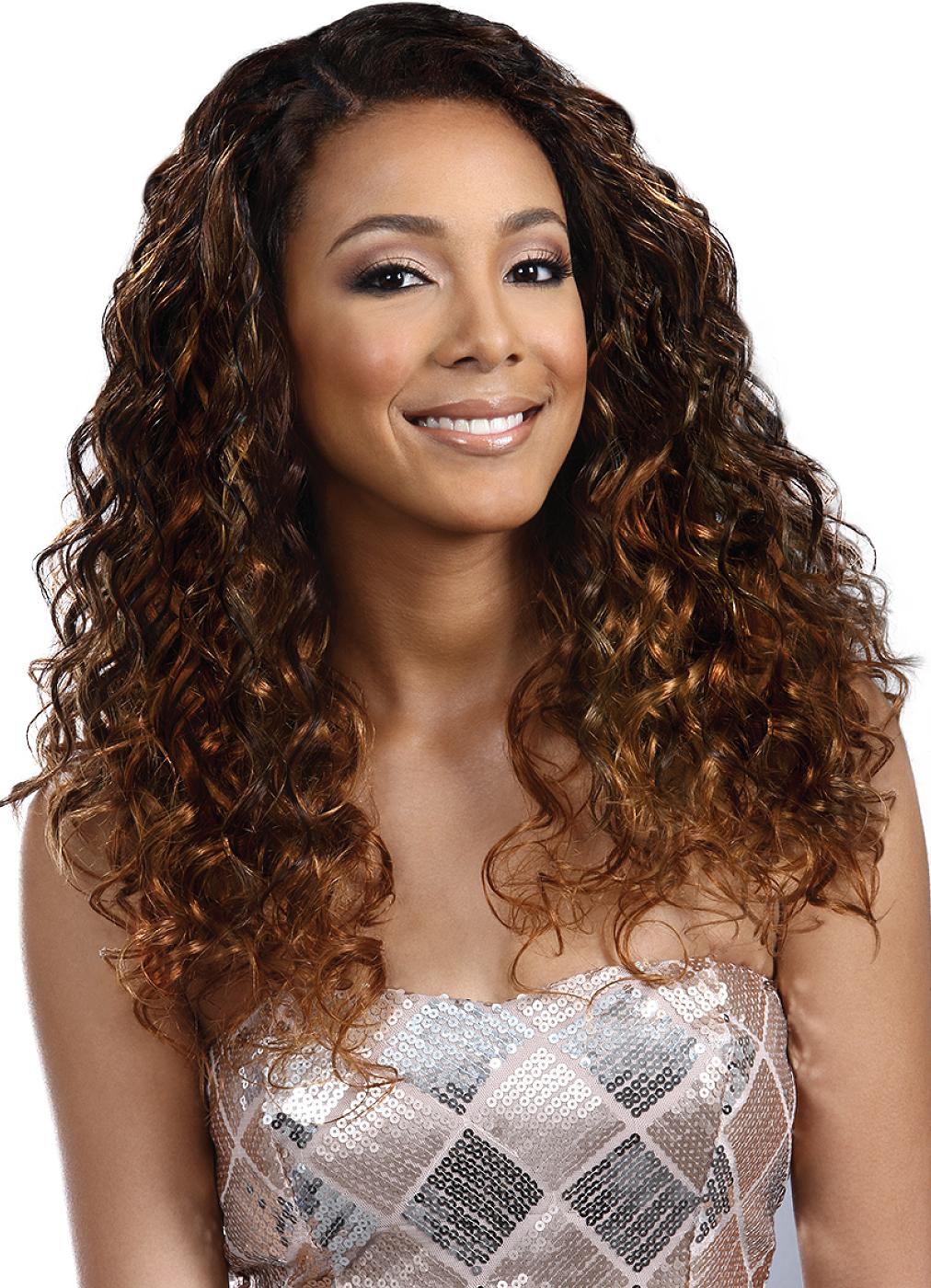 Bobbi Boss Visso Delight Wave Human Hair Cl Weavingmaterial 100 Premium Haircolor Shown Hf30 27length 14 Available Length 12 18